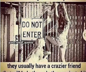 crazy, girl, and friends image