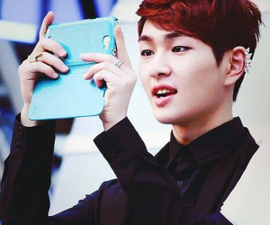SHINee, kpop, and Onew image