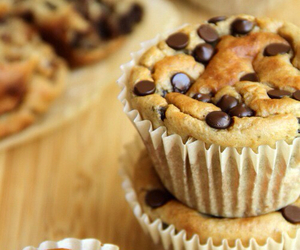 chocolate, cookie, and muffin image