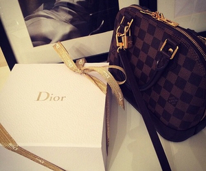 dior, bag, and Louis Vuitton image