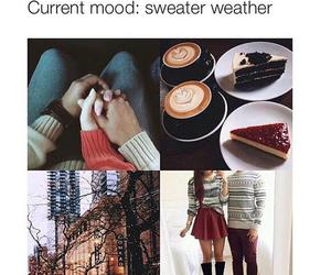 winter, sweater, and sweater weather image