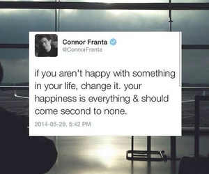 connor franta, quotes, and Connor image