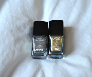 chanel and nail lacquer image