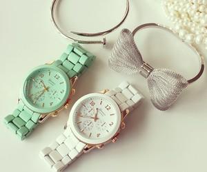 watch and fashion image