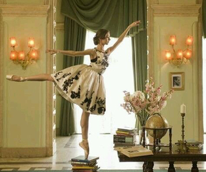 ballet, book, and dance image