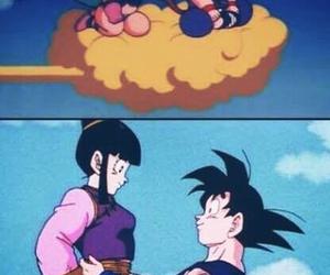 goku, love, and dragon ball image