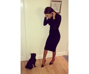 beauty, black, and classy image
