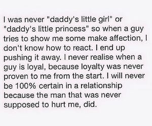 dad, hurt, and Relationship image