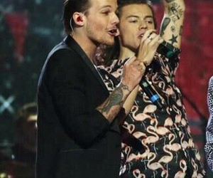 larry, i cant, and louis tomlinson image