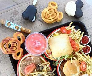disney, junkfood, and yum image