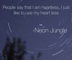 heart, heartless, and jungle image