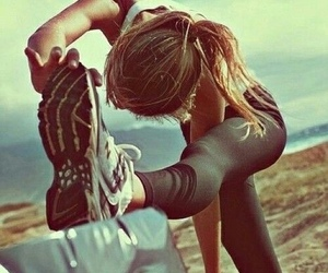 fitness, girl, and inspiration image