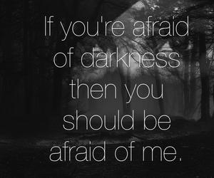 Darkness, depression, and sadness image