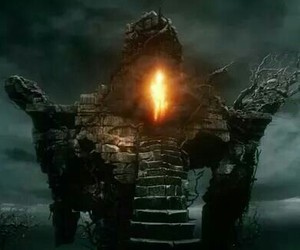 sauron, the hobbit, and necromancer image