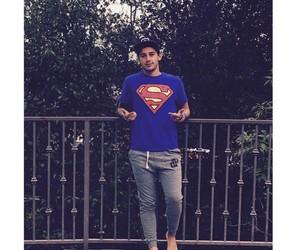 superman, dirty pig, and luke brooks image