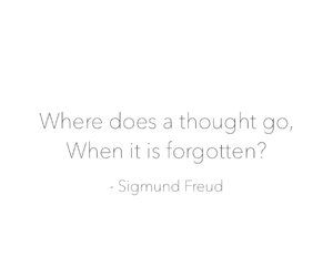 forgotten, question, and quote image