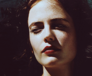 eva green, actress, and woman image
