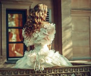 dress, fairytale, and princess image