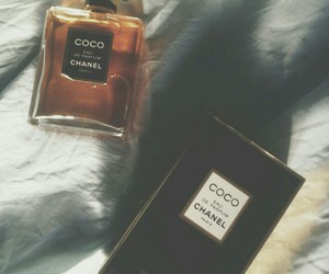 chanel, coco chanel, and parfume image