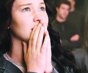 Jennifer Lawrence, katniss, and gale image
