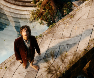 bilbo, the hobbit, and rivendell image