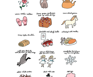 christmas, favorite things, and illustration image