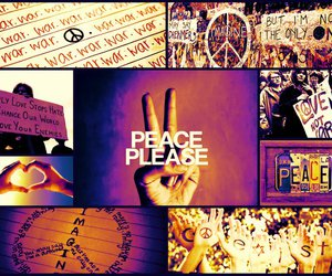 imagine, peace, and photography image