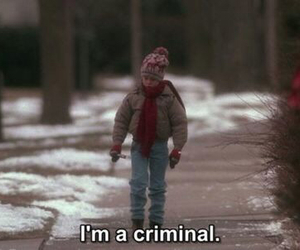 film, home alone, and kevin mccallister image