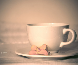 soft tones, tea, and 30secrets image