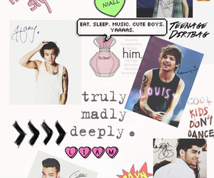 one direction and cute image