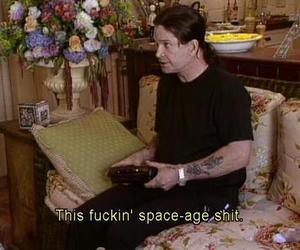 Ozzy Osbourne and the osbournes image