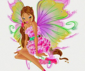 fairy, cute, and winx image