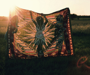 sun, summer, and friends image
