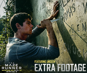 the maze runner, maze runner, and dylan o'brien image