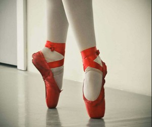 ballet, love dance, and ❤❤❤ image
