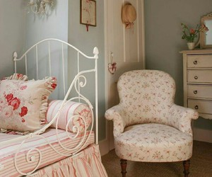decor, interiors, and cottage charm image