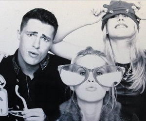 colton haynes, roy harper, and rebekah mikaelson image