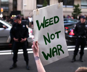 demonstration, not, and war image