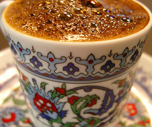coffee, turkish coffee, and Turkish image