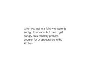 fight, food, and kitchen image