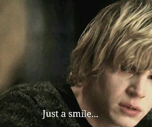 cry, evan peters, and american horror story image