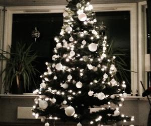 christmas, green, and light image