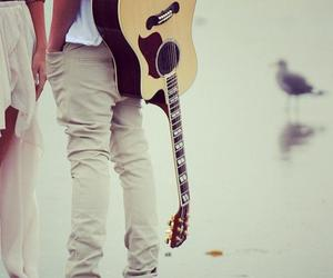 guitar, boy, and cody simpson image