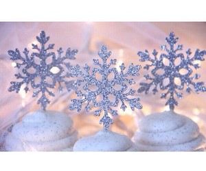 snowflake and sweet image