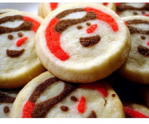 christmas, christmas cookies, and Cookies image
