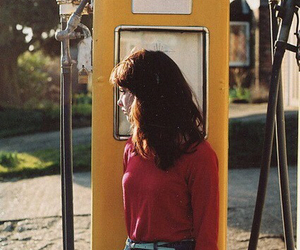 grunge, vintage, and girl image
