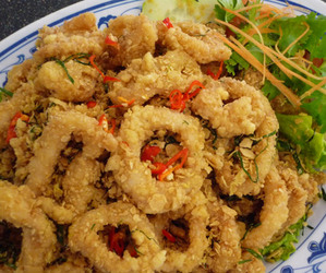 chilli, squid, and malaysian food image