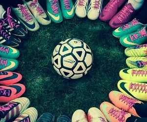 ball, fields, and adidas image