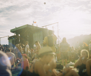 Austin, festival, and people image