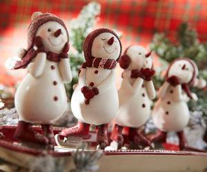 christmas, decorations, and home sweet home image